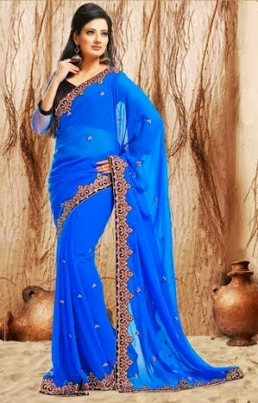 Best Occasion Indian Sarees 2014-15