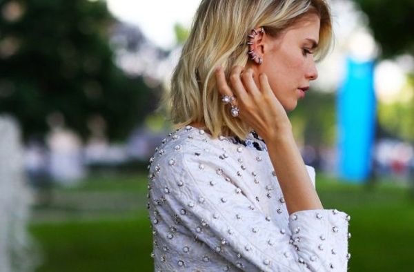 three easy ways to wear ear cuffs