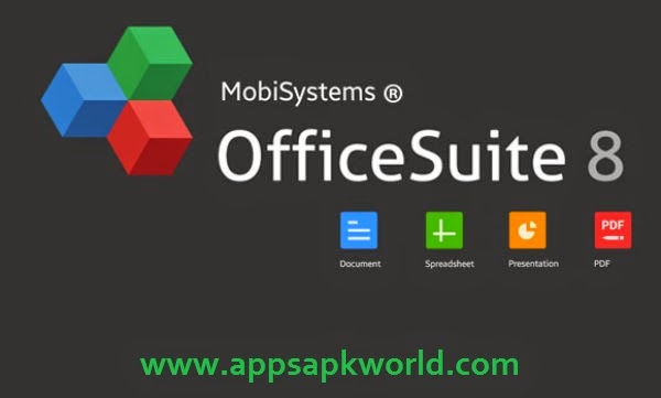 OfficeSuite 8 Premium + PDF Converter Cracked APK