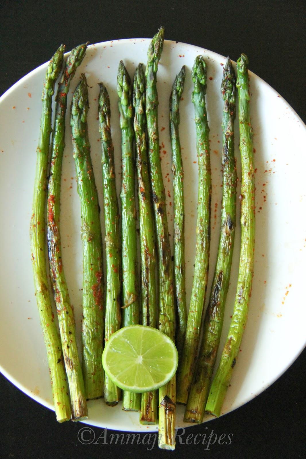Asparagus Fry