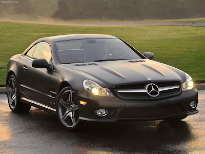 Mercedes Sl550 Night Edition. SL550 Night Edition,