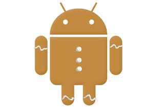 Cara Upgrade OS Android Gingerbread ke Ice Cream Sandwich
