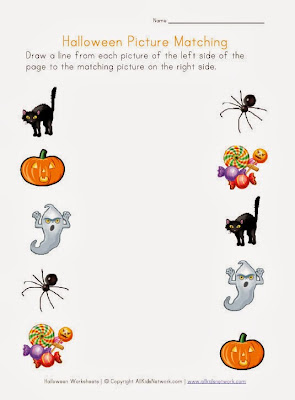 Halloween Printable Word Search For Kids 3