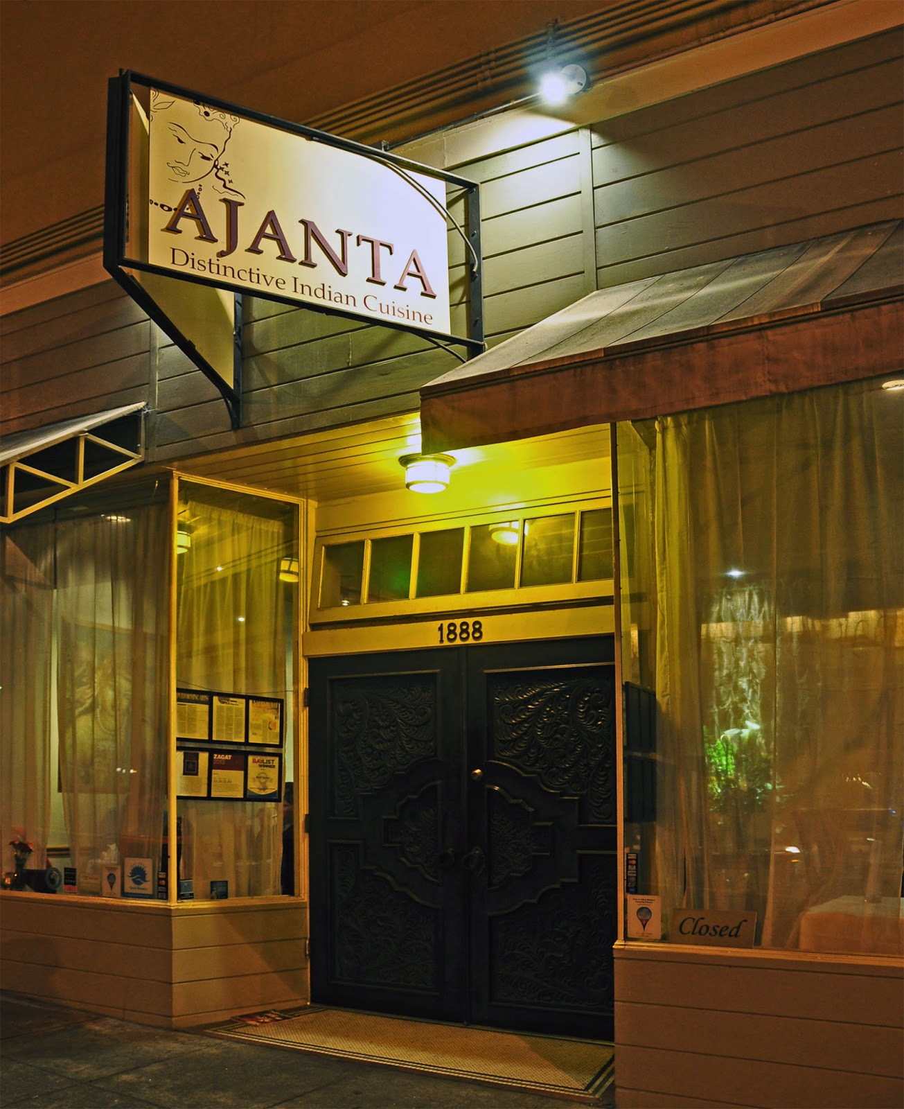 Chef 39 s tasting menu at ajanta restaurant showcases the best of the house art and entertain me for Ajanta indian cuisine