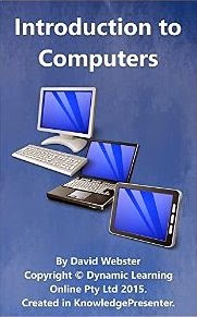 Introduction to Computers: Computers, Tablets, Cameras, the Internet