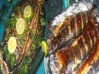 أسماك جاهزة -مشوية -مقلية -محل أسماك