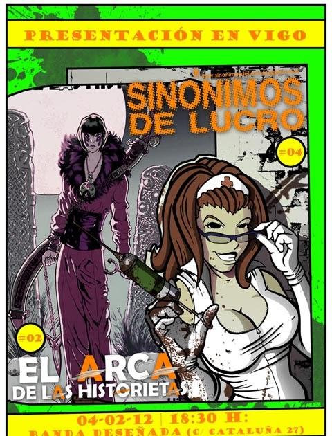 Armario Mdf Provençal ~ Seventeen Comics Presentación de El arca y Sinónimos de Lucro en Vigo