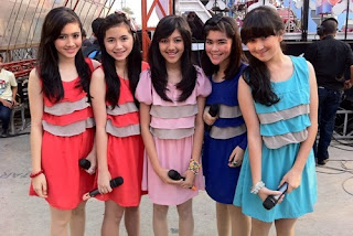 foto blink indonesia profil