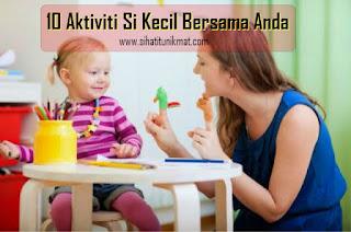aktiviti bersama bayi