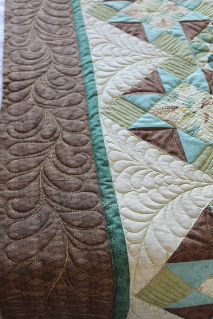 Free Motion Quilting Designs For Sashing : 1000+ images about Longarm - Border, Sashing, Setting Triangles on Pinterest Quilting, Free ...