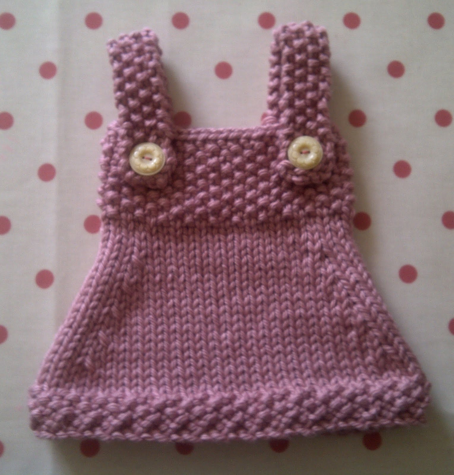 Attractive Baby Dresses Knitting Patterns Sewing Pattern