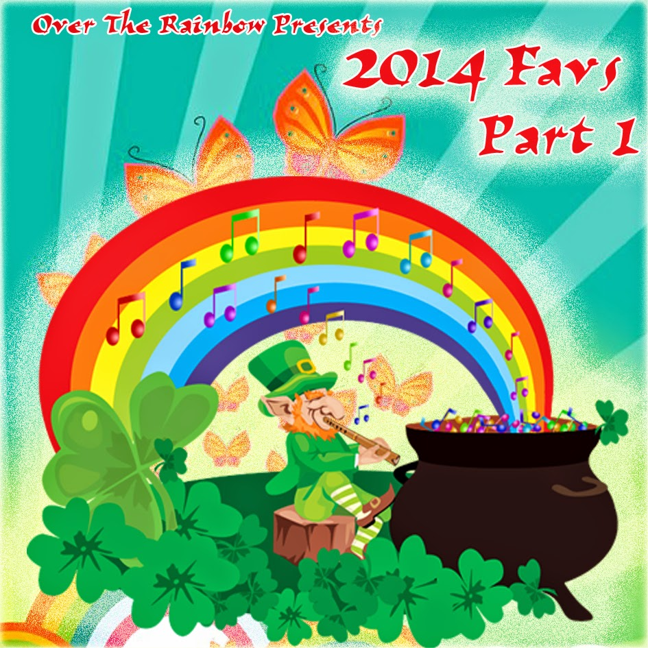 Over The Rainbow Favourites FRONT