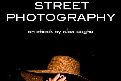 Copertinad dell'ebook Street Photography, di Alex Coghe