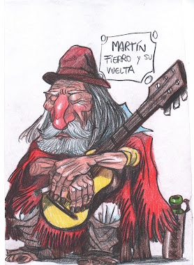 LA VUELTA DE MARTIN FIERRO