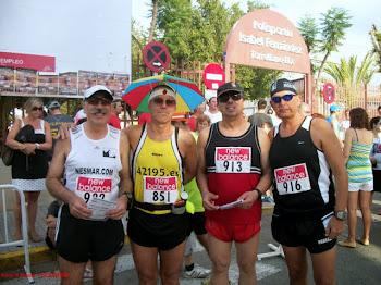 V-Mitat de Mitja Marató de Torrellano(Alicante)