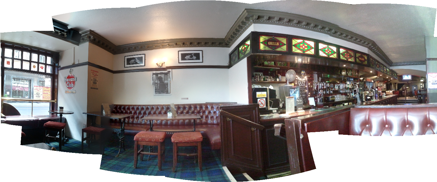 The Admiral , Glasgow
