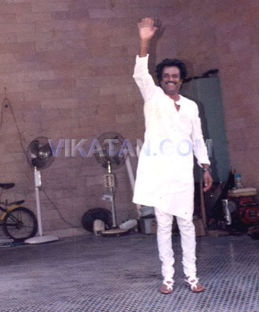 Super Star Rajinikanth Rare Unseen Pictures 5