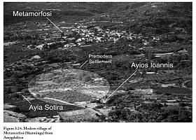 Σκάρμιγκα - Μεταμόρφωση:Η πορεία στον χρόνο