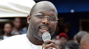 GEORGE WEAH: PRESIDENT ELECT OF LIBERIA
