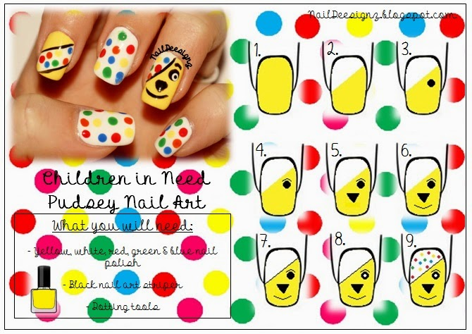 http://naildeesignz.blogspot.co.uk/2013/11/children-in-need-nail-art.html