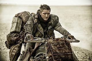 Tom Hardy ดูหนัง Mad Max Fury Road - แมดแม็กซ์ ถนนโลกันตร์