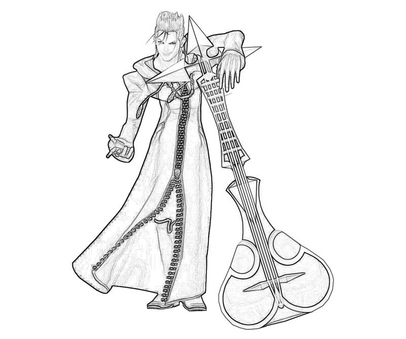demyx-style-coloring-pages