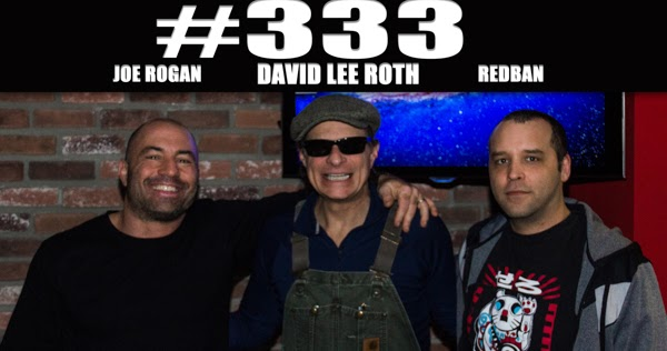 joe rogan and david lee roth