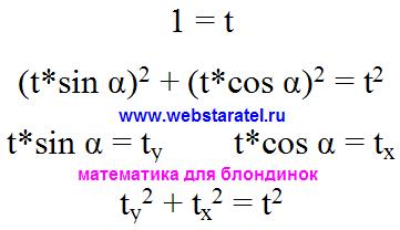 Теорема Пифагора. Применение теоремы Пифагора для времени. Единицы измерения времени и теорема Пифагора. Математика для блондинок.