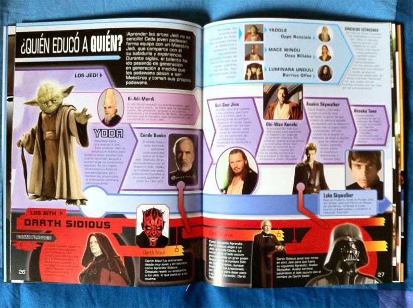 Guías Star Wars: Los Misterios de los Jedi [Reseña]
