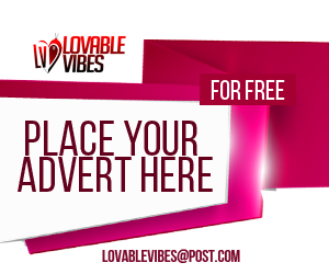 Place Your Advert Free