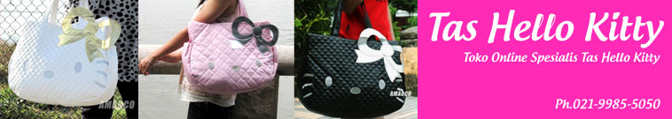 "Tas Hello Kitty ""MIDE"""