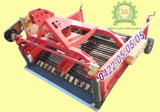 Máy thu hoạch khoai mì