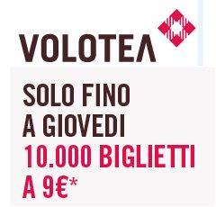 promozione Volotea
