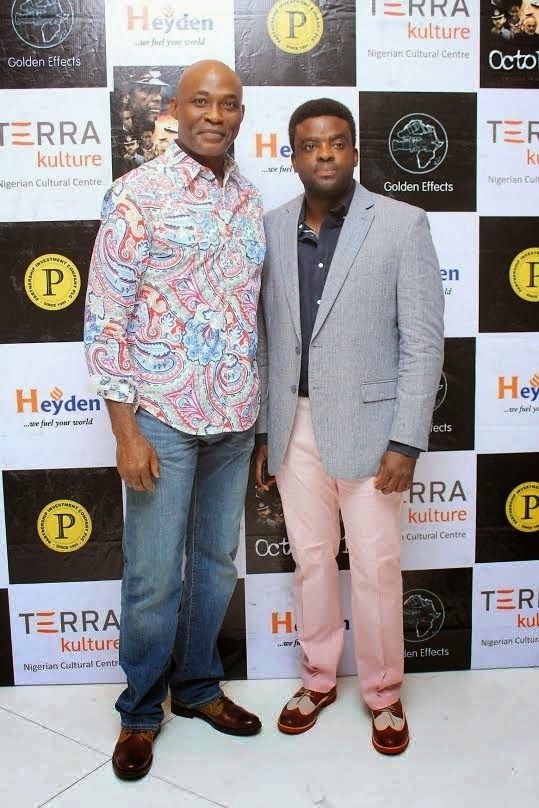 kunle afolayan movie screening