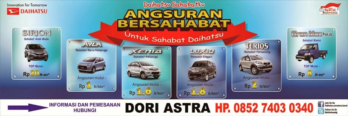 Info Daihatsu Padang