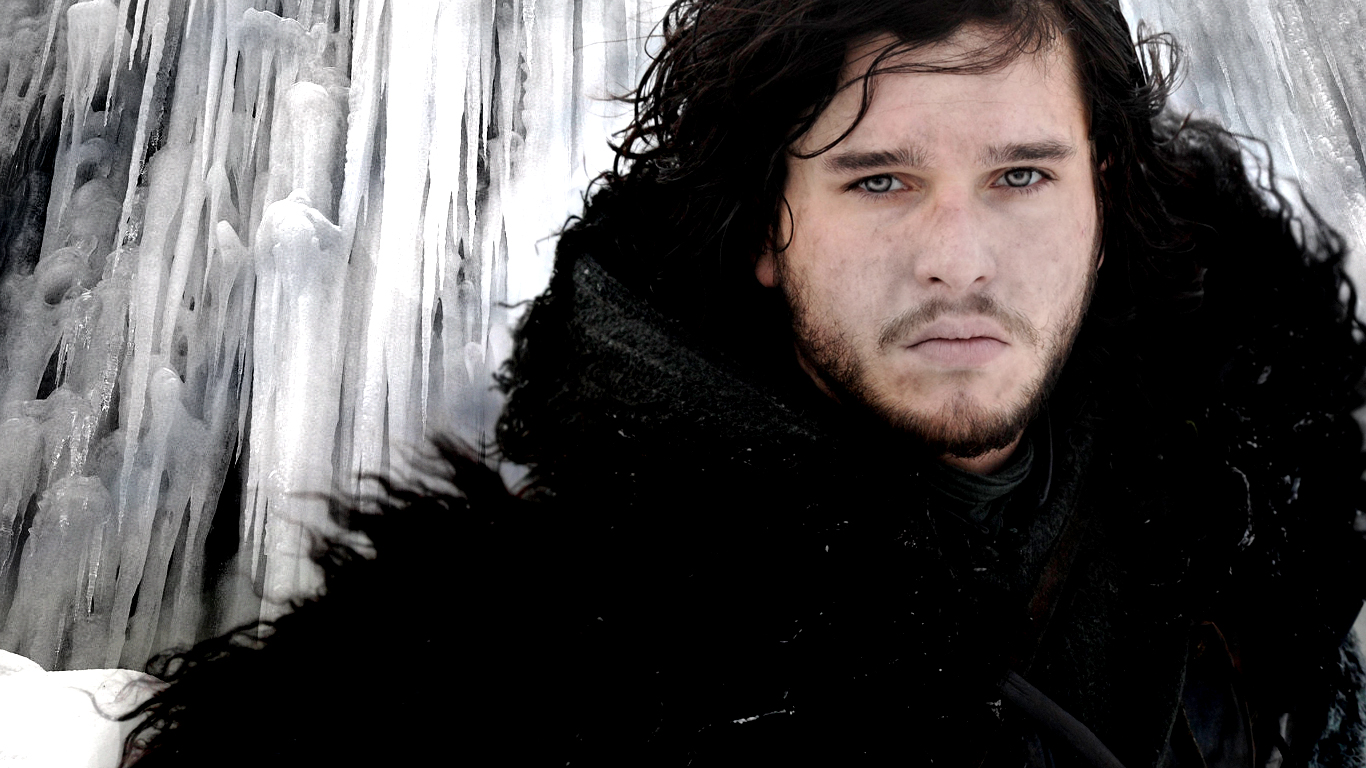 Kit Harington Game Of Thrones Maybe it's just me...:...