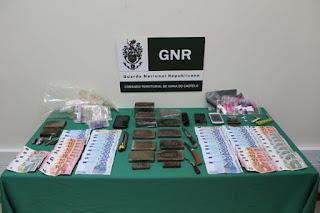 Imagem da Apreensão da GNR de Viana do Castelo