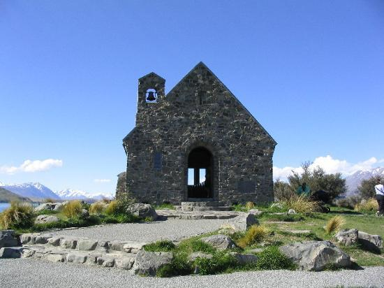 Church of the good shepard, Tekapo