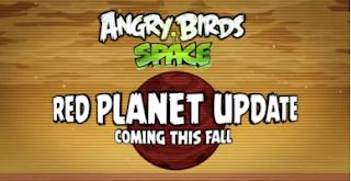 Seri Terbaru Angry Bird Space