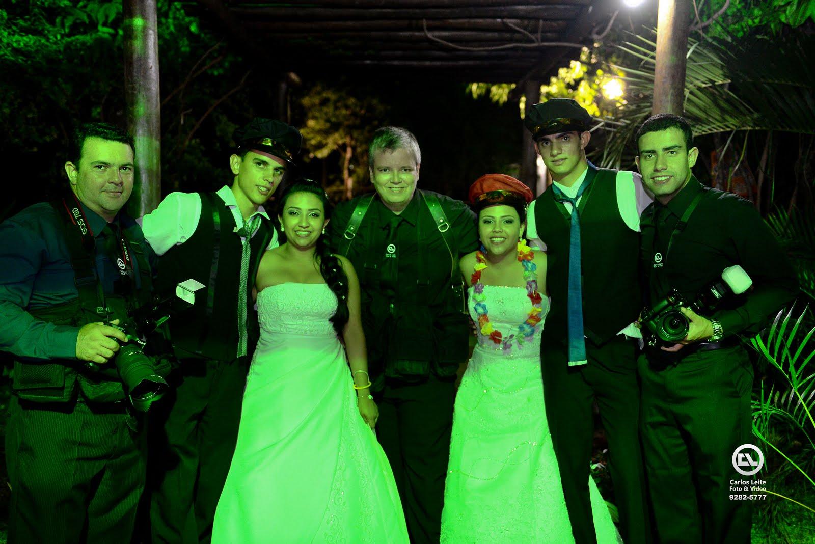 Fim de festa - Casamento duplo das irmãs Rafaela & Arthur e Renata & Genivaldo