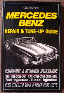 Buku 'Mercedes Benz Repair & Tune Up Guide'
