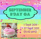 sept' birthday GA