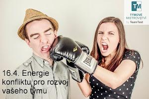 16.4. JAK VYUŽÍT ENERGII KONFLIKTU JAKO ZDROJ ENERGIE PRO VÁŠ TÝM