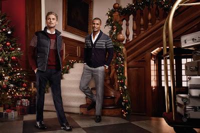 Tommy hilfiger, Tommy Hilfiger Tailored, Feliz Navidad, Navidad 2015, Suits and Shirts, Tommy Hilfiger Sportswear, The Hilfigers, Holiday 2015,