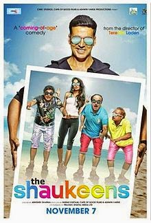Complete cast and crew of Shaukeens (2014) bollywood hindi movie wiki, poster, Trailer, music list - Annu Kapoor, Anupam Kher