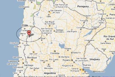temblor hoy en argentina 24 junio 2011