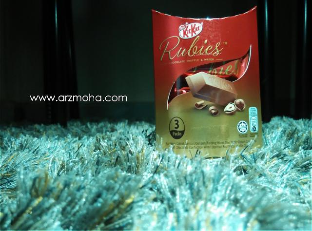 KitKat, Kit Kat, Kit Kat Rubies, KitKat Rubies comel, jangan makan kitkat,