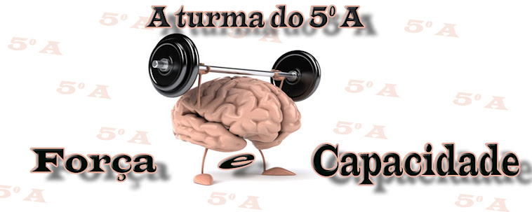 A turma do 5ºA
