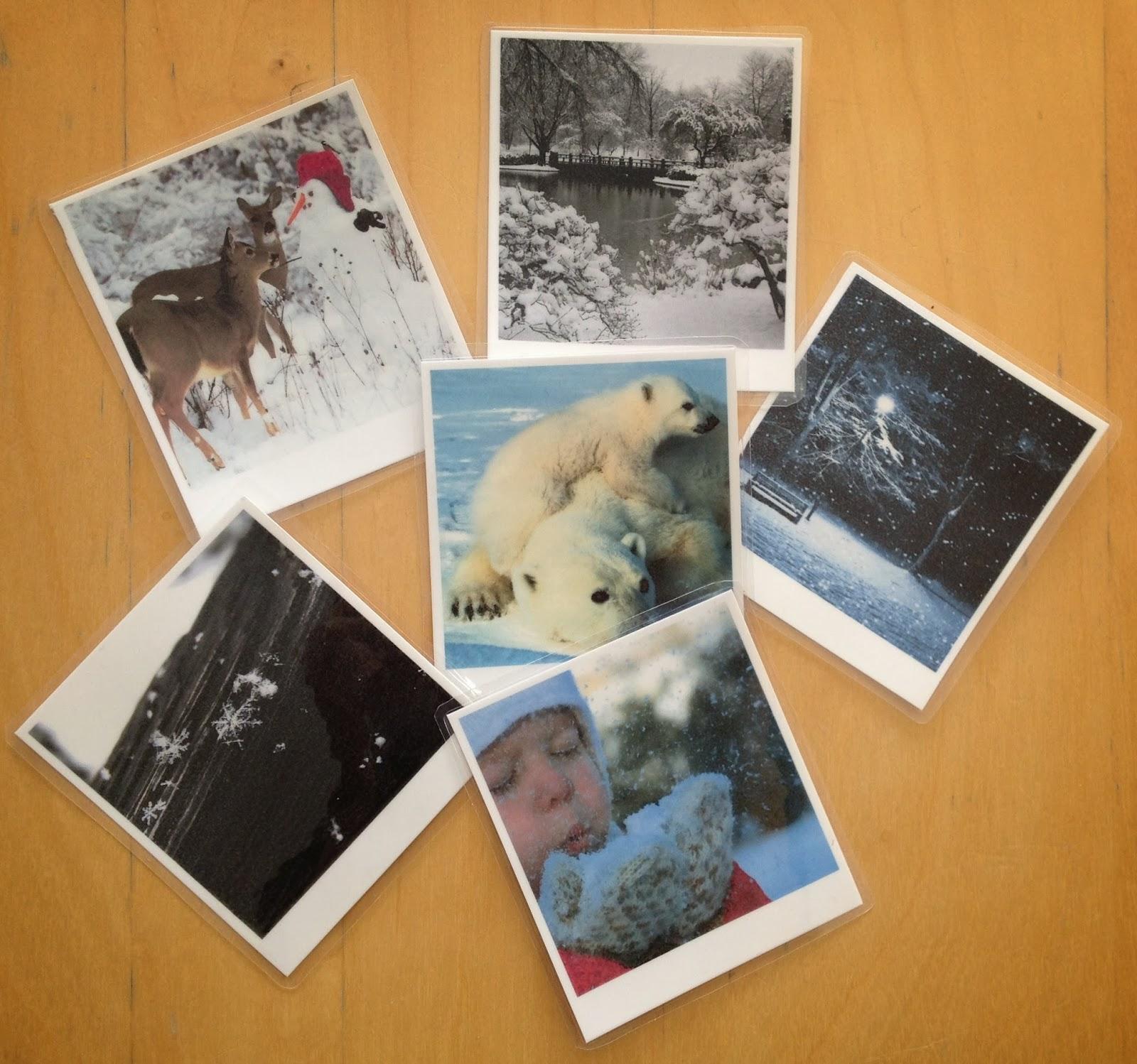 Kış mevsimi ile ilgili birkaç fotoğraf