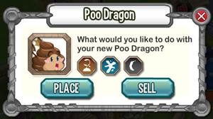 Cara mendapatkan Poo Dragon di Game Dragon City